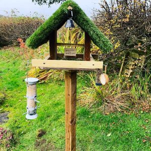 Unique funky bird tables